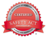 SAFETY Act Certified